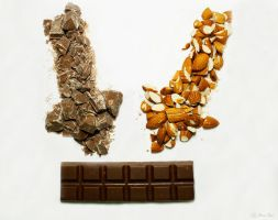 Chocolate and Nuts II by Nora-Sims