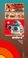 Andora retro ID by Andora