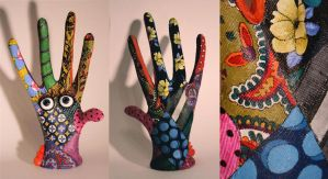 Pretty Glove by Nectarine