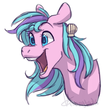 Enthusiastic Swirly by EbonyTails