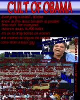 The Cult Of Obama by FlipswitchMANDERING