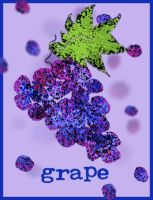 Grape Fruit Series by noahz