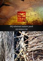 HQ Abstract Nature Pack by 25Horas