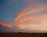 August Sunset in Minnesota by Norski