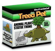 Treea Pet by TheDelphina