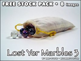 FREE STOCK, Lost Yer Marbles 3 by mmp-stock