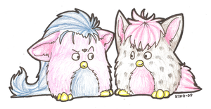 Furbies by kiko987149