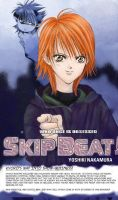 Skip Beat Chapter 2 Cover by kromogami18