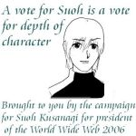 Vote for Suoh by Betting-On-Love