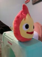 Calcifer Prototype by Love-Who