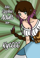 Aila-Sophie Adult Ver. by Kyt666