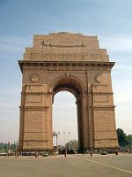 India Gate by purukp2000