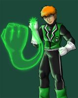 Guy Gardner by dragonsong12