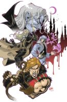 Castlevania Fanart by DNA-1