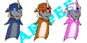Arcee adoptables FOR FREE by StellaHide