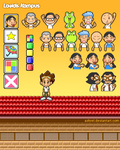 Lawak Kampus Pixel Art by ashrel
