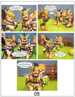 Great gundam egg hunt pg5 by blazeraptor