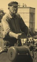 The Working Man by MrLalle