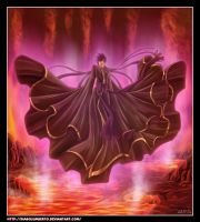 Saint Seiya Lost Canvas-Hades by diabolumberto