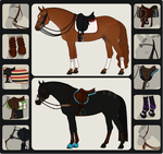 Tack template *NEW UPDATE!* by Rosenhill