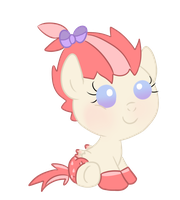 Wittle Berry With Sockies :3 by LiahMew