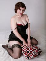 Pin-up o2 by sweetlittlekisses