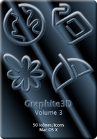 Graphite3D, Volume 3 - Mac by mulletrobz