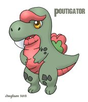 Poutigator by spiderliing666