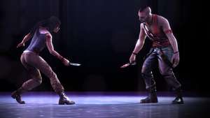 Lara vs. Vaas: Part II by VaBanes