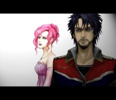 NF: Optimus and Elita by Lecidre