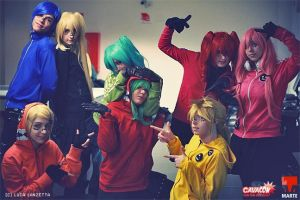 Matryoshka Group by psychedelicXmoon
