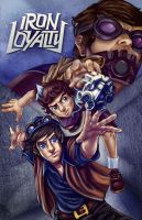 Iron Loyalty Cover by zkne