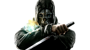 Dishonored icon by SlamItIcon