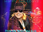 Axl Christmas Pic by MKMoon-Mew-GNRFan