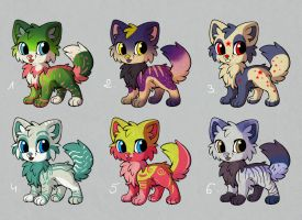 cute adopts auction [CLOSED] by eating-rainbow