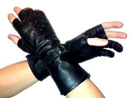 Metal Gear - Gloves by RBF-productions-NL
