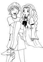 Carring for Nunnally by Dafootclan