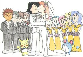 A Marriage Made in Heaven by nintendomaximus