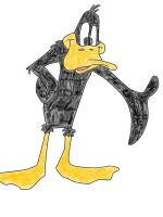 Daffy Duck by Gallerica