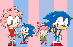 sonamy generations by ecr28