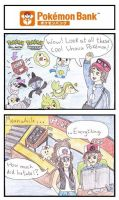 Pokemon Bank: Disguised Thievery! by WalkerP