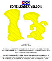 TCOCT: Zone Leader Yellow Ref by Calicard