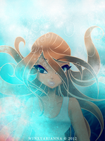 EA: In the arms of the ocean by winxyarianna