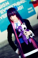 Stocking ~ by Black--Deamon