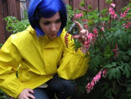 Coraline Costume 3 by msventress