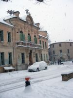 Snow in Provence 2 by hardbodies