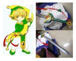 CCS syaoran's sword by midnight-clover