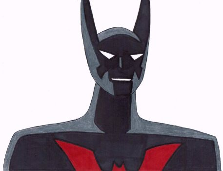 Batman Beyond by GodRules311