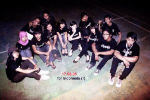 for indonesia by tetehrocker