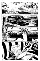 FunhouseofHorrors 2 Page1 INKs by RudyVasquez